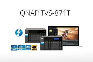 QNAP vNAS TVS-871T, storage DAS, NAS e SAN tutto in uno