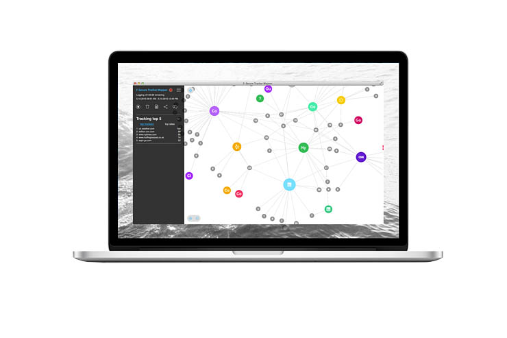 F-Secure Tracker Mapper rivela i tracciatori online