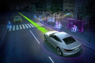 Nvidia Drive PX2 è un sistema per la guida autonoma