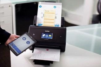Brother, quattro nuovi scanner dipartimentali per l'ufficio