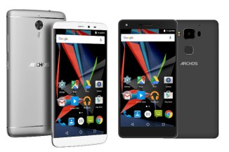 Archos Diamond 2 Note e Diamond 2 Plus, terminali con Android 6.0