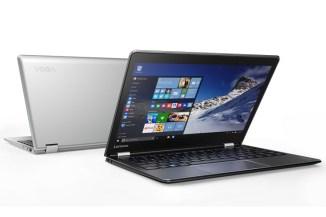 Lenovo porta a MWC i nuovi YOGA 710, 510 e ideapad MIIX 310