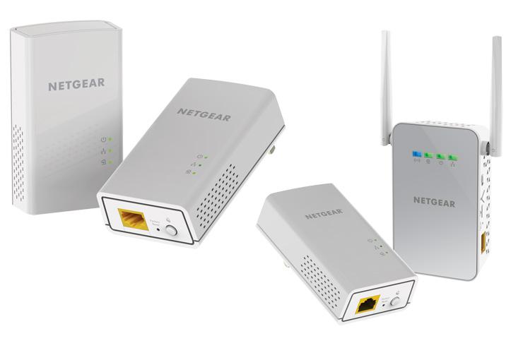 Netgear PL1000 e PLW1000, nuovi Powerline per estendere la rete