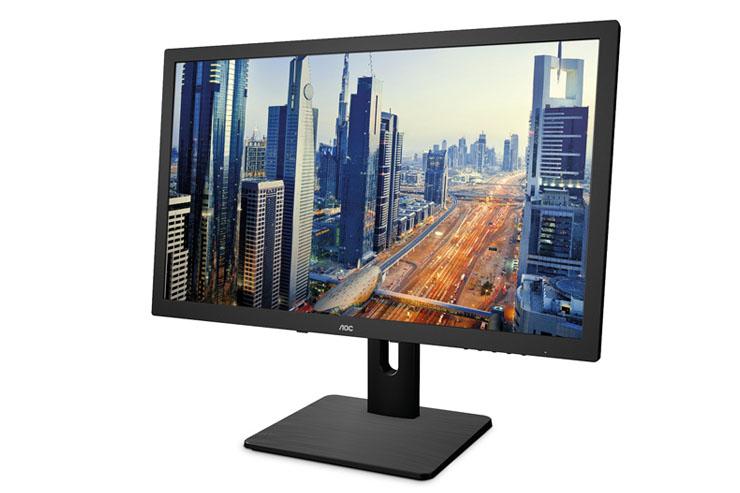AOC Serie 75, tredici nuovi monitor professionali widescreen