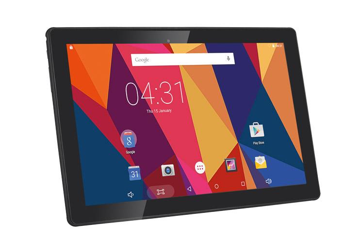 Hannspree Hercules 101, tablet economico per il mobile computing