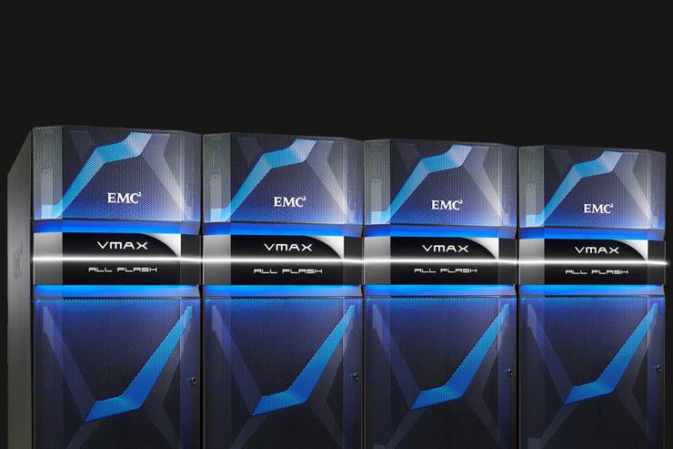 EMC VMAX All Flash, storage enterprise per data center moderni