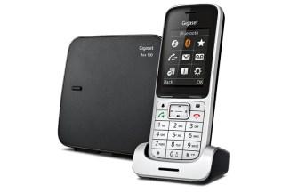 Gigaset SL450, il cordless premium per l'utenza evoluta