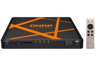 QNAP NASbook TBS-453A, storage di rete con switch integrato