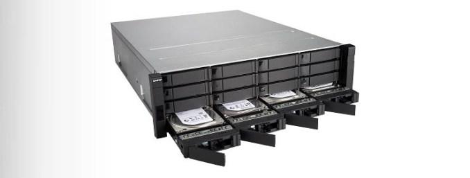 QNAP TDS-16489U e ES-1640dc, server pronti per il mercato Enterprise