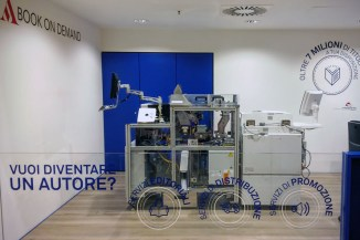 Xerox Espresso Book Machine, la stampa digitale al Mondadori Store