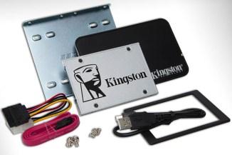 Kigston UV400, unità SSD economiche e veloci per il mainstream