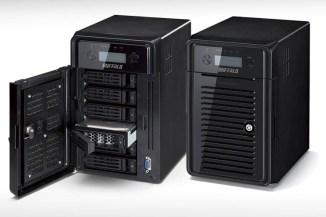 Buffalo Terastation WSH5610 integra un SSD dedicato al sistema operativo