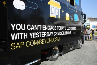 "SAP Hybris ""Beyond CRM Truck"", oltre il Customer Relationship Management"