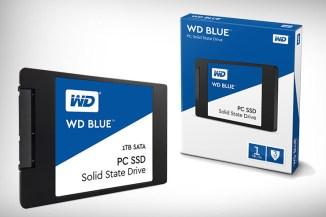 WD Blue SSD, 1 TByte di capacità per potenziare PC e notebook