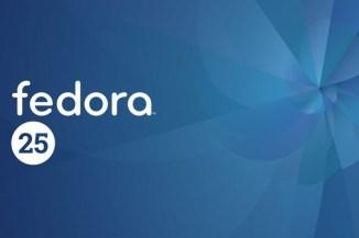 Fedora 25, disponibile in versione workstation, server e Atomic Host
