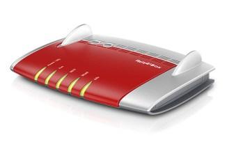 AVM FRITZ!Box 7560, modem router ADSL/VDSL per Soho