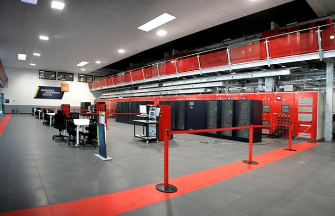 Customer Experience Center di Castel Guelfo di Bologna