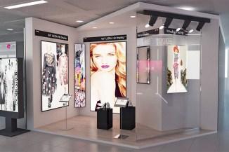 Il nuovo showroom milanese svela il visual imaging LG