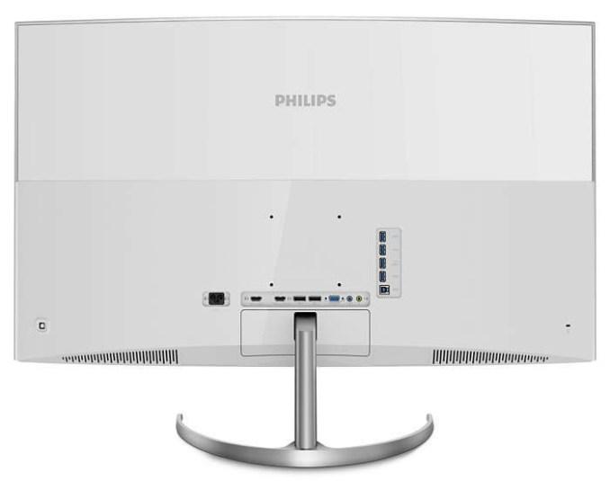Philips Brilliance BDM4037UW, display curvo 4K per grafici e designer