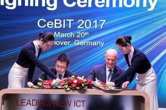 Huawei e MetaSystem siglano un'intesa sui veicoli interconessi