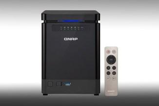 QNAP TS-453Bmini, il nuovo NAS verticale con uscita 4K