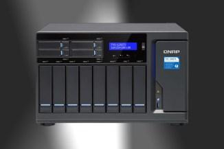QNAP TVS-1282T3 potenzia la collaborazione Mac e Windows