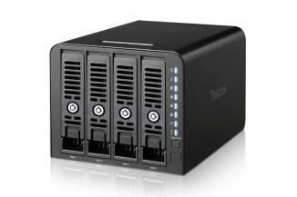 Thecus N4350, il NAS entry-level per Soho e piccole imprese
