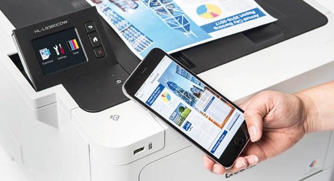 Brother, device laser e inkjet per velocizzare il business
