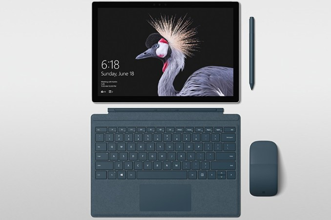 Microsoft Surface Pro, lo studio portatile 2-in-1