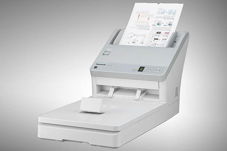 Panasonic KV-SL30, scanner ibridi con ridotto TCO