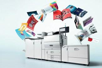 """Ricoh Pro C5200s, la stampa digitale facile e """"in-house"""""""