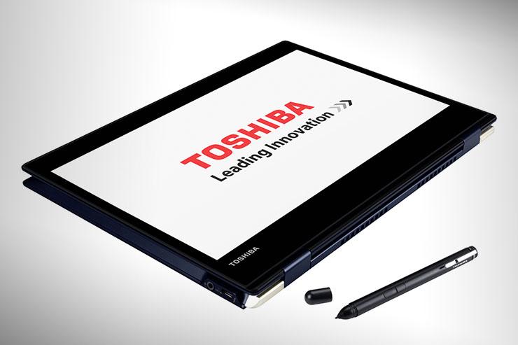 Toshiba Portégé X20W-D-10P, l'ultraportable per il management
