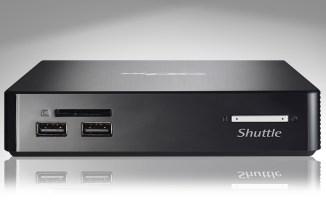 """Shuttle XPC nano NS02A, l'Android """"tascabile"""" per il signage"""