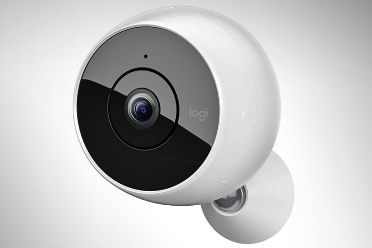 Logitech Circle 2, videosorveglianza DIY indoor e outdoor