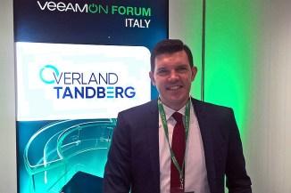 VeeamON Forum: Overland Tandberg, un'azienda in piena salute