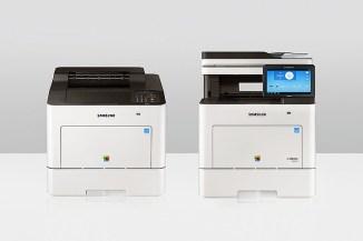 Più produttività con stampanti e MFP Samsung ProXpress C40