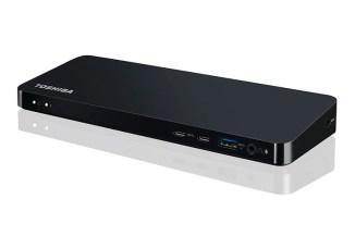 Toshiba Thunderbolt 3 Dock, connettività completa e flessibile