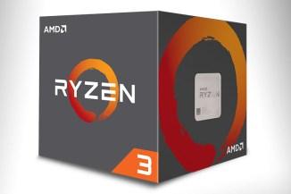 AMD Ryzen 3, CPU quad-core mainstream a buon prezzo