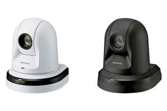 Panasonic PTZ, telecamere professionali con supporto NDI