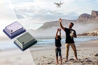 Omron, nuovi sensori barometrici per droni e smartphone