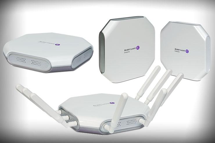 """Alcatel-Lucent, Wi-Fi di nuova generazione con """"Mobile Campus"""""""