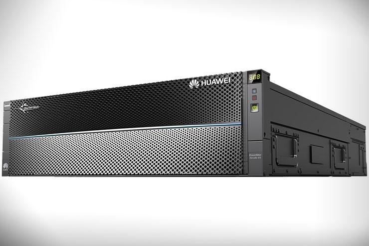 Huawei OceanStor Dorado V3, all-flash storage innovativo