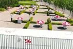Huawei, tante novità verso il 5G con Deutsche Telekom e LG U