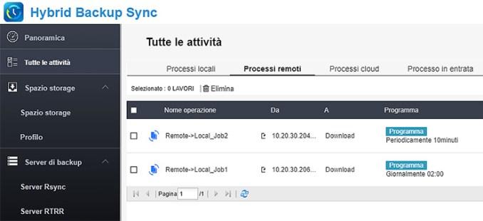 QNAP Hybrid Backup Sync consolida e ottimizza il backup