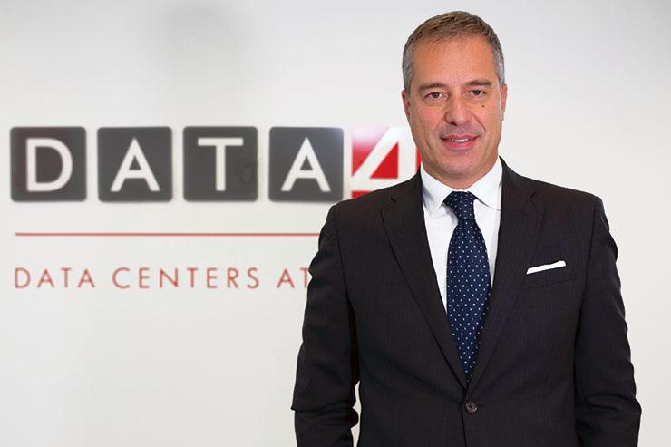 DATA4, Davide Suppia nominato CM e VP Sales per l'italia