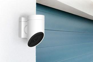 Somfy Outdoor Camera, sirena incorporata e sicurezza proattiva