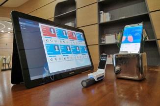 Samsung al CES, tre progetti per la cultura dell'innovazione