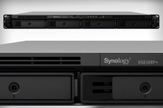 Synology RS818+/RS818RP+, NAS Rack per le PMI