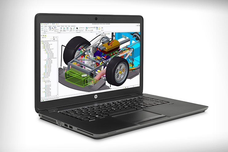 HP ZBook 15u G4, workstation potente al giusto prezzo