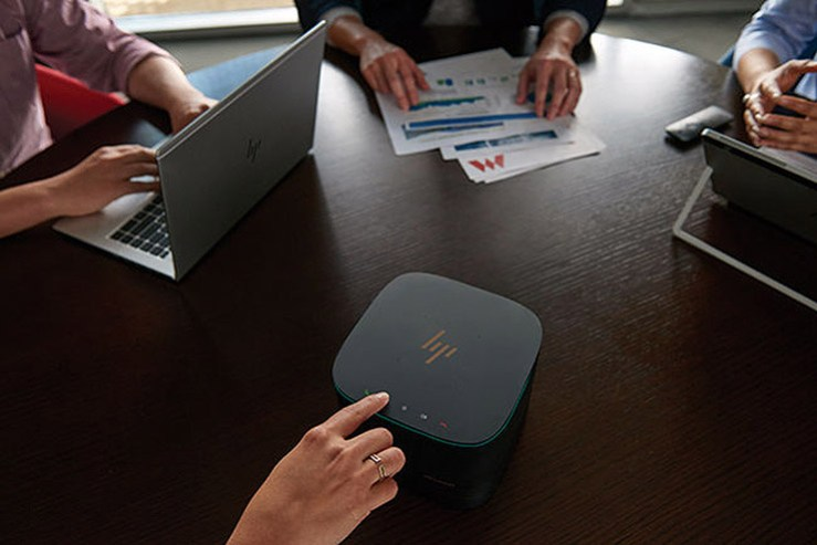 HP Elite Slice for Meeting Rooms migliora la collaboration